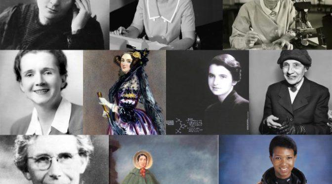 11 de febrer Dia Internacional de la Dona i la Nena en la Ciència