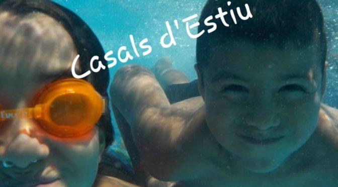 REUNIÓ INFORMATIVA DELS CASALS D'ESTIU