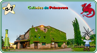 COLÒNIES DE PRIMAVERA