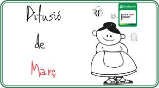 DIFUSIÓ DE MARÇ
